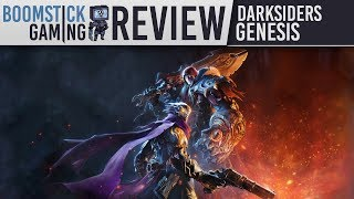 Darksiders Genesis – FULL REVIEW | Bring Forth the Apocalypse! (Video Game Video Review)