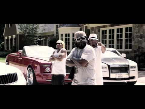 Tay Dizm GETTING TO THE MONEY ft T-Pain, J-Bo (YoungBloodZ) Official Video