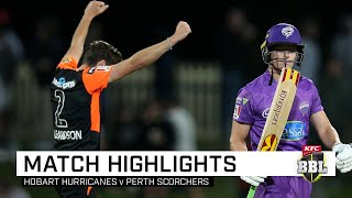 Red-hot Scorchers surge to third straight BBL win | KFC BBL|09
