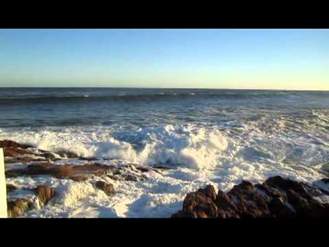 Eastern Point Waves Gloucester Mass