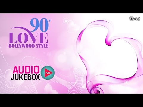 Top 10 Romantic Hindi Songs  90s Love Bollywood Style Audio Jukebox