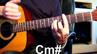 К. Никольский - От любви к любви Тональность ( Cm# ) Как играть на гитаре песню