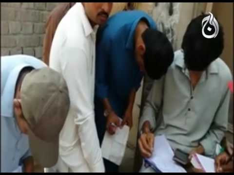 cheating continues in intermediate examinations across Sindh
