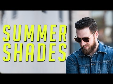 5 Eyewear Brands To Check Out in 2017 || Sunglasses Review || Gent's Lounge