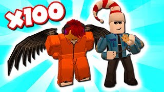 HOW TO ARREST EVERY CRIMINAL IN ROBLOX JAILBREAK