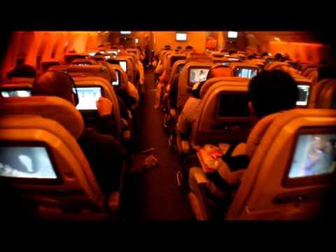 Emirates First Timer : EK404 Singapore to Melbourne