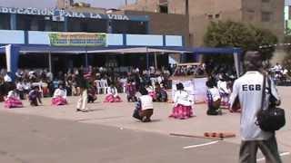 Danza Wasi Qatay 5ºA