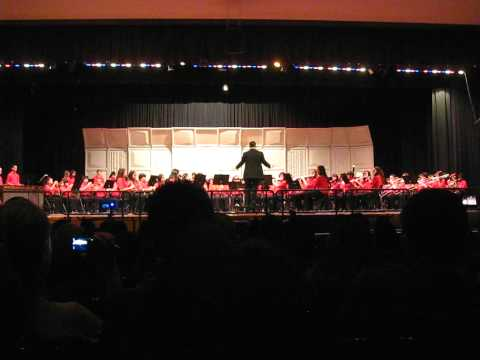 2012 Roy W Brown Middle School Band #5 Grade 7