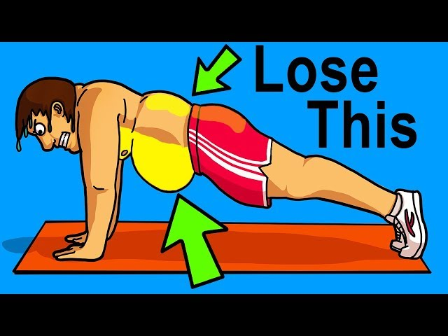 Top 10 Exercises - 10 Best Exercises to Lose Weight at Home