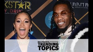 Is Cardi B Hiding Her Baby Bump?! + More Baby News