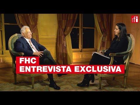 Em Paris, FHC diz que é oposição ao governo Bolsonaro