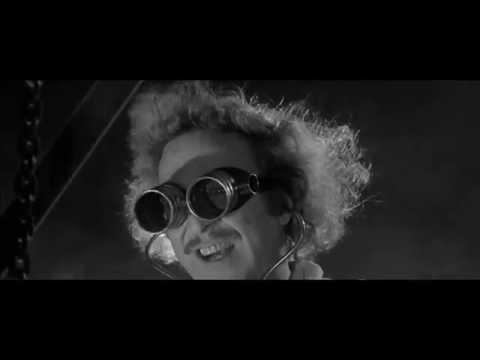 Young Frankenstein Inception Trailer