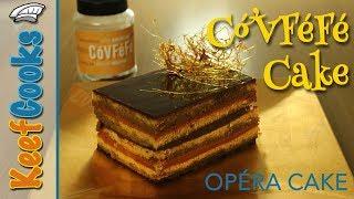 Opera Cake Recipe   Covfefe Cake for Donald Trump #covfefe