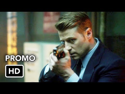 """Gotham Season 5 """"Day 87: No Man's Land"""" Promo (HD) Final Season"""