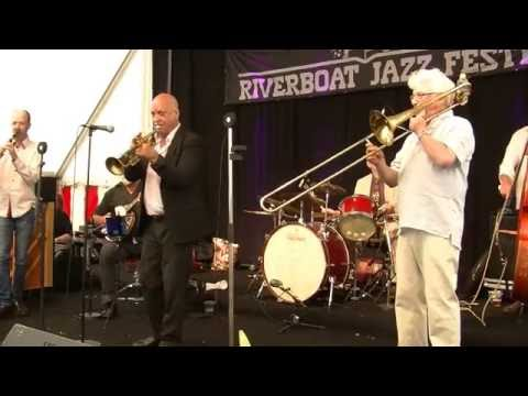 Doc Houlind`s All Stars (DK) Robert E. Lee Riverboat Jazz Fest Silkeborg 25.06.2016