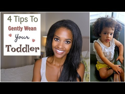 How To Wean A Toddler | Our Gentle Weaning Method