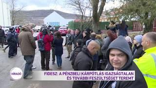 Fidesz: A pénzbeli kárpótlás igazságtalan és további feszültséget teremt