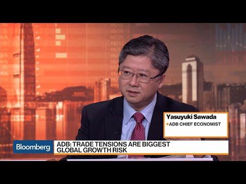 ADB Trims Developing Asia 2019 GDP Forecast