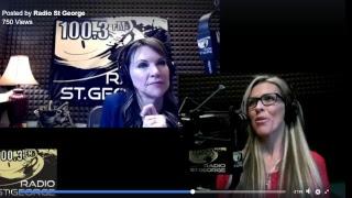 Radio St George KDXI 100.3 St George Utah Live Stream