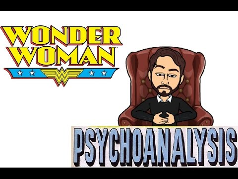 Wonder Woman Pt 2: Psychoanalysis