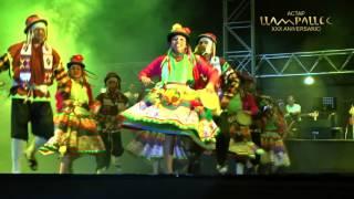 CARNAVAL DE CULLUCHACA Danza  Ayacucho