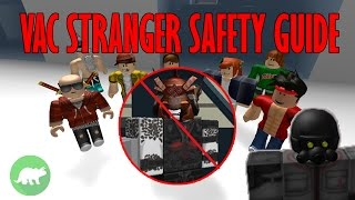 VAC Stranger Safety Guide