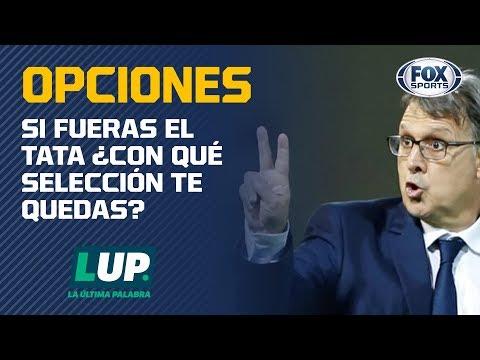 ¿Por qué 'Tata' Martino prefirió a México sobre Argentina?