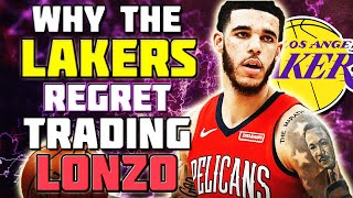 WHY THE LAKERS REGRET TRADING LONZO BALL AND WHY THAT TRADE SAVED HIS CAREER! LAVAR BALL SPEAKS!