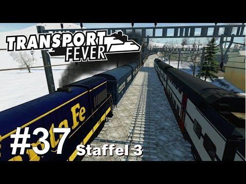 TRANSPORT FEVER S3/#37: Viel Verkehr [Let's Play][Gameplay][German][Deutsch]