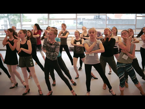 NYC Musical Theater Intensive - Sizzle Reel