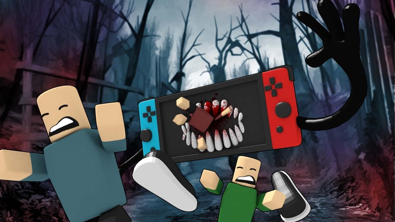 Roblox Escape The Nintendo Switch Roblox Nintendo Switch Obby