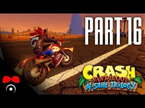 ZAČÁTEK KONCE!   Crash Bandicoot N. Sane Trilogy #16