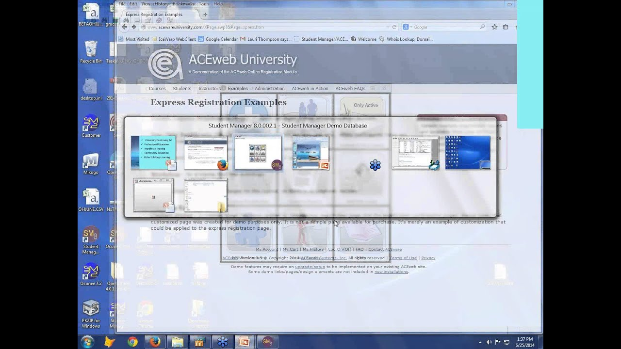 Aceweb student registration software | aceware systems, inc.
