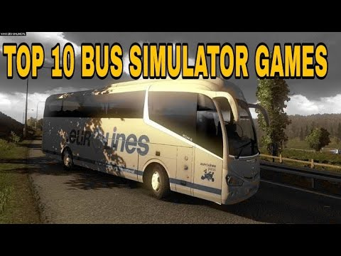 Top 10 Bus Simulator Games Android