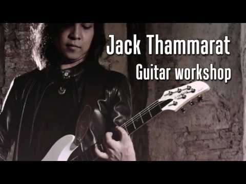 2016 Jack Thammarat Guitar Workshop in Taiwan!! 5/14, 5/15.