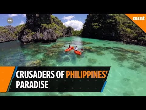 Confiscation crusaders try to save Philippine paradise