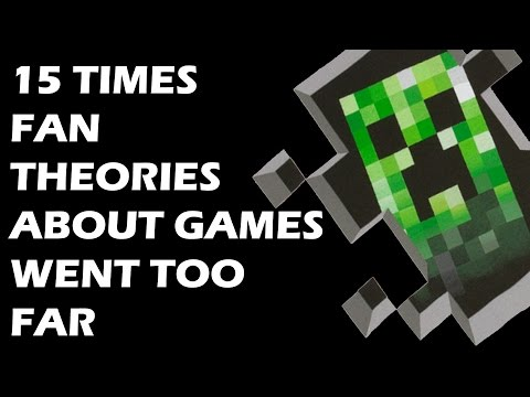 15 Times Fan Theories About Video Games Went TOO FAR