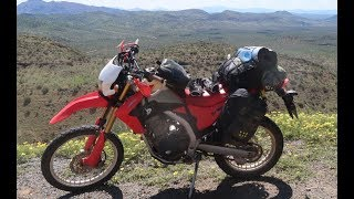 Africa Motorcycle Tour Part 13 - Namibia