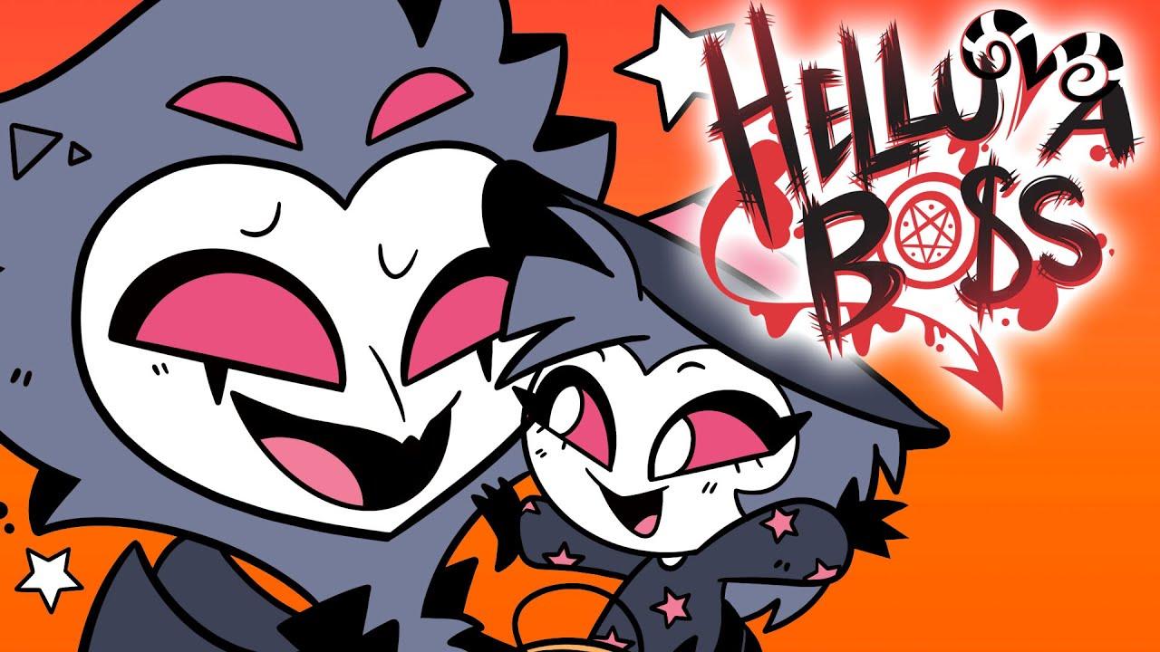 Download SPOOKY HELLUVA BOSS + HAZBIN HOTEL HALLOWEEN DROP!