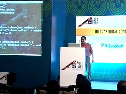Thinking and Programming in Functional Style by Dr. Venkat Subramaniam