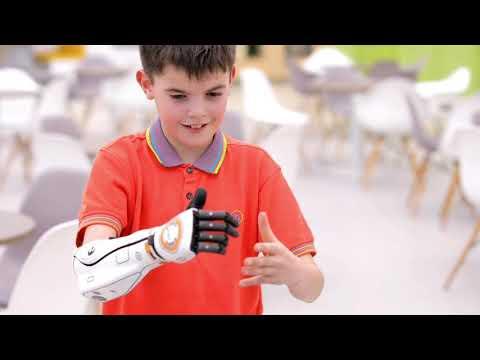 Hero Arm by Open Bionics
