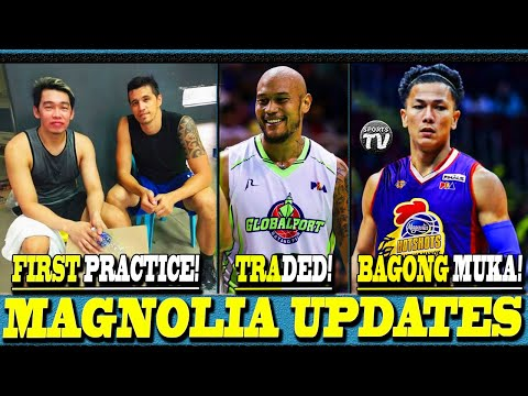 MAGNOLIA HOTSHOT MAY MGA BAGONG PLAYER! | KELLY NABONG BALIK NORTHPORT!