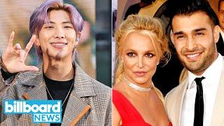 Britney Spears' Boyfriend Calls Out Her Dad, BTS On Relating to Justin Bieber & More |Billb