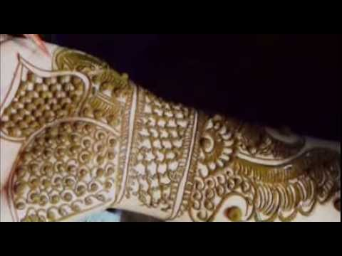 Mehndi Hairstyles Review : New mehendi design teaser mehndiaartistica quick mehndi