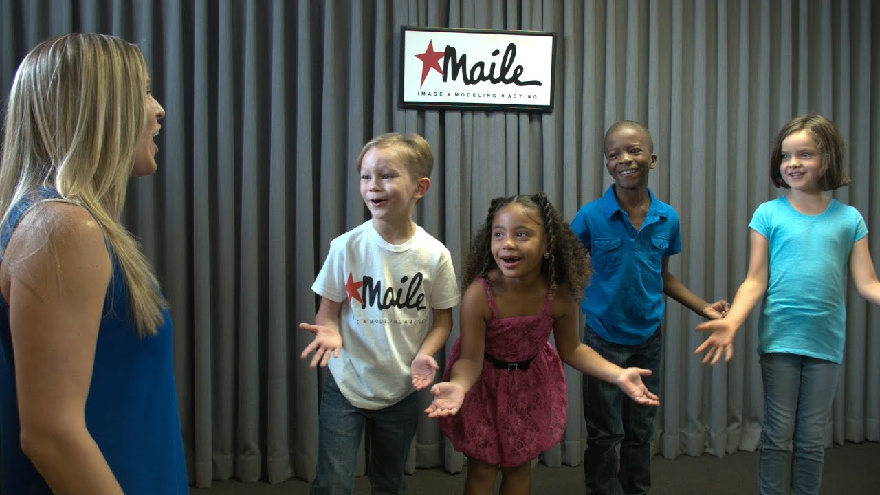 Maile School | Image, Modeling & Acting Programs