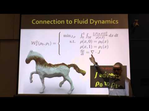 NIPS 2014 Workshop - (Solomon) Optimal Transport and Machine Learning
