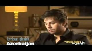 Behid Scenes - Enrique Iglesias
