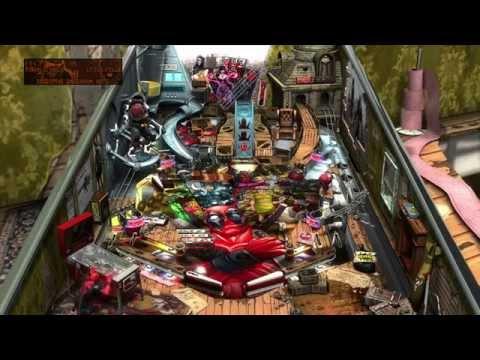 Zen Pinball 2 - Deadpool (Score: 37,831,452)