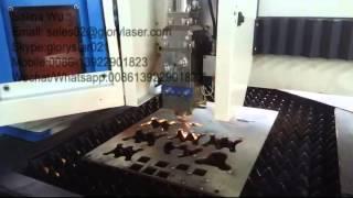4.5mm stainless steel 1000W IPG fiber laser cutting machine