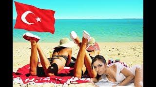 Отдых в Турции 2017 море-пляж-под водой.